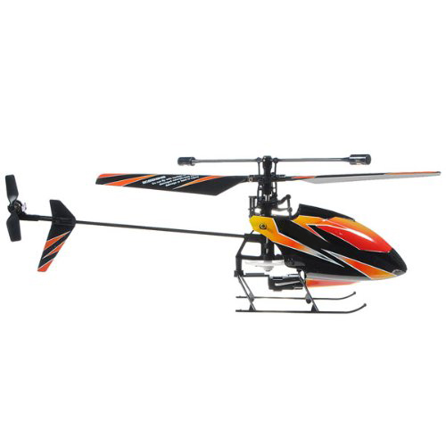 V911 2 4GHz 4CH RC Helicopter BNF New Plug Version