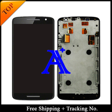 Free Shipping Tracking No 100 test Original For Motorola MOTO X Play XT1561 XT1562 LCD Digitizer