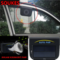 Солнечный автомобильный охладитель радиатора Авто вентиляционное отверстие охлаждающий вентилятор для Chevrolet Cruze Aveo Captiva Lacetti TRAX Sail Epica Lada ...