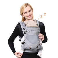 Ergonomic Baby Backpack Carrier Slings Wrap Portable Storage Hands free Belt Waistband Baby Holder Accessories Draagzak Canguru