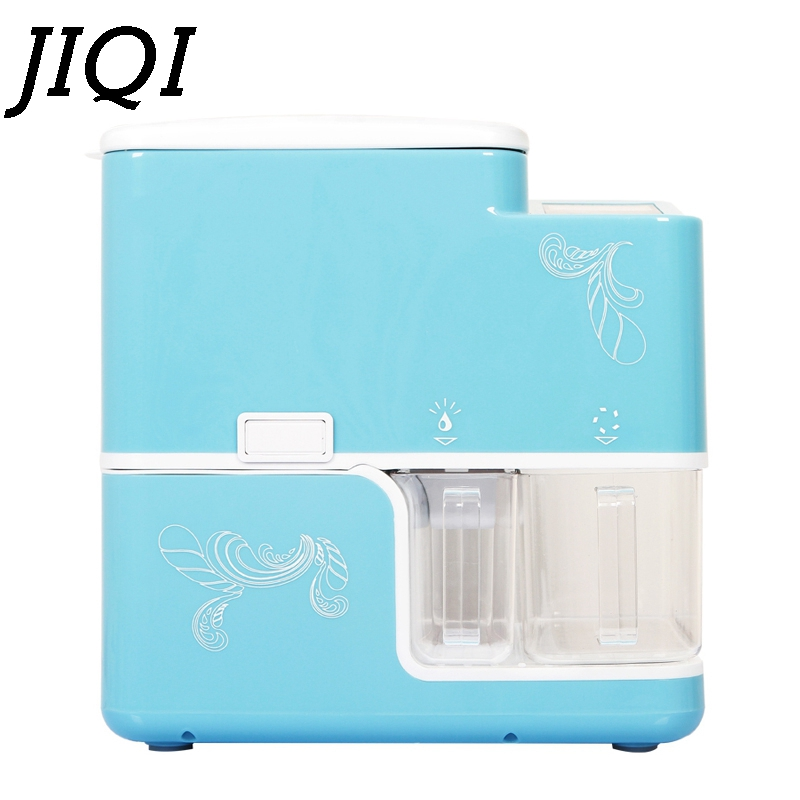 JIQI Automatic Cold&Hot press Oil machine Electric Peanut Oil presser Mini Expeller Sesame Sunflower Seeds Oil Extractor EU plug mini automatic oil press machine commercial home oil extractor expeller presser hot and cold press seed oil making machine zf