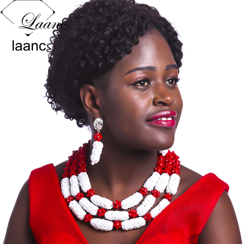 03-African Beads Jewelry Set (9)