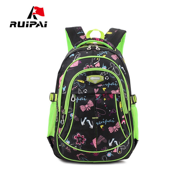 3473117f94 RUIPAI Backpacks School Bags For Boys Schoolbag Lovely Kids Baby s Bags  Polyester Student Waterproof Backpack Rucksack Bag