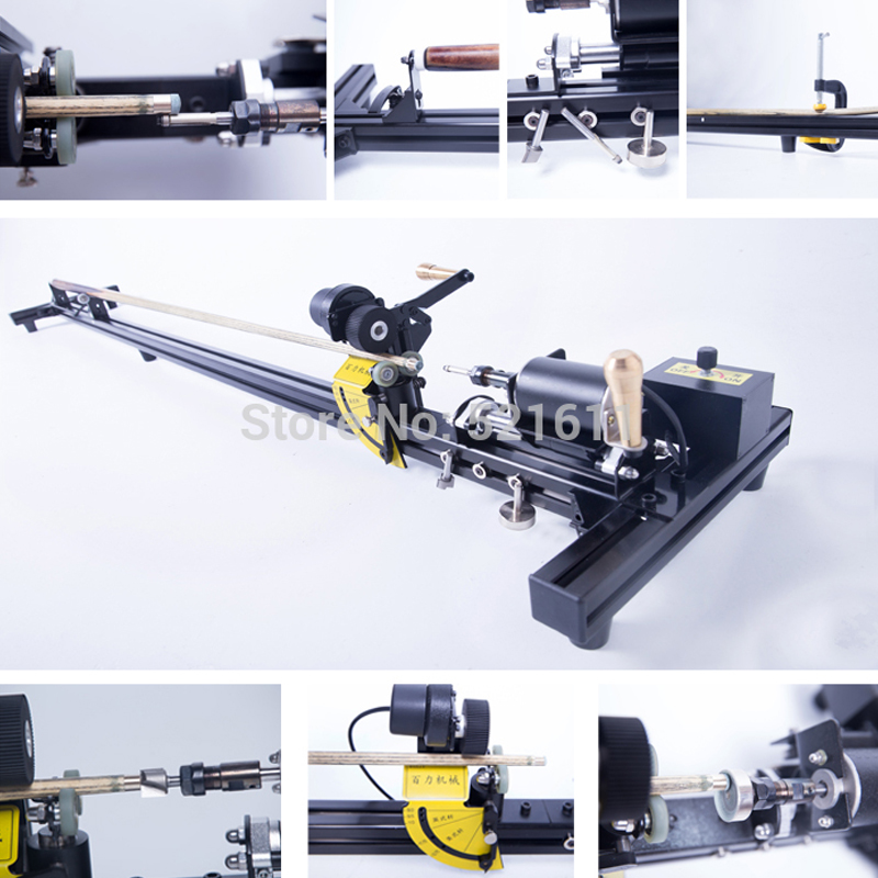 New Brand BAILLY Billiards Pool repair machine Snooker cue stick machine very convenient and fast for repairing the cues