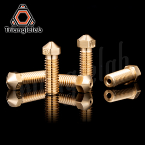Image 4 - trianglelab T  Volcano Nozzle 1.75MM Large Flow High quality custom models for 3D printers hotend for E3D volcano hotend J head
