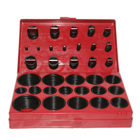 419PCS Set Universal Series Rubber O Ring Assortment Washer Seals