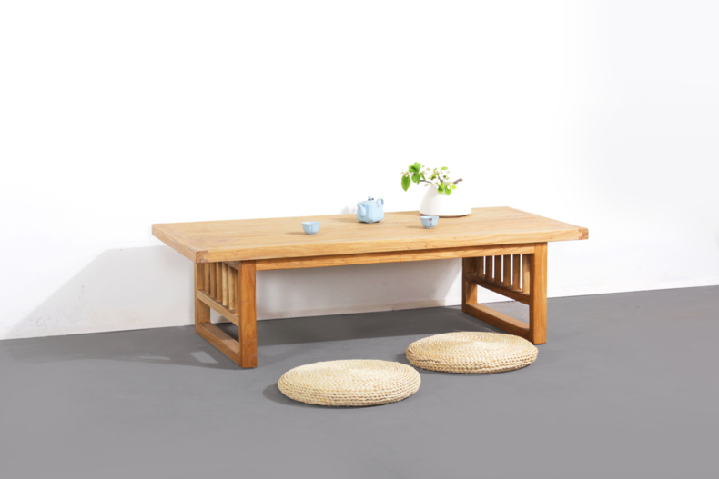 Solid Wood Furniture Old Pine Coffee Table Living Room Ideas Modern Minimalist Small Tea Tab