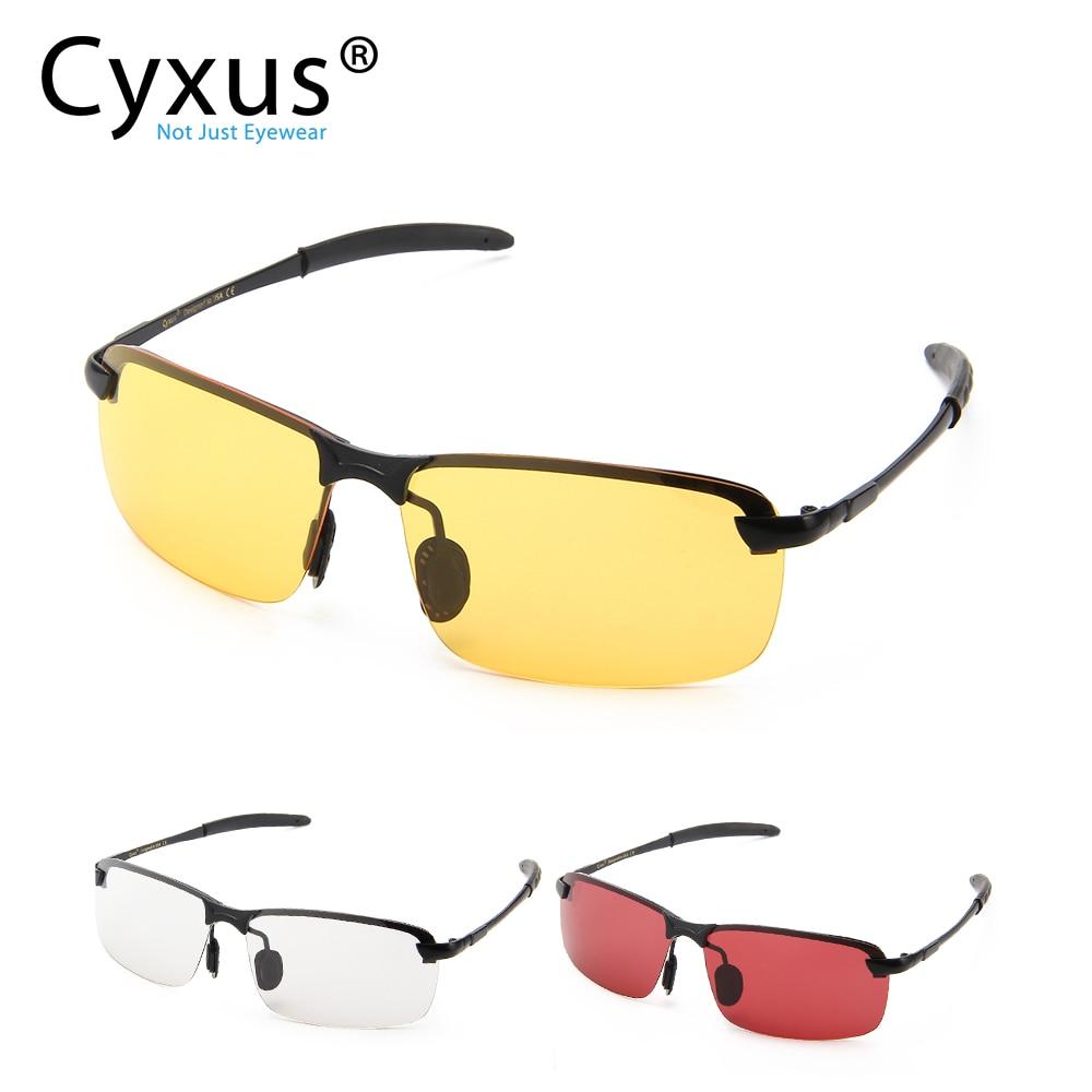 Cyxus Gaming Glasses Blue Light Blocking Reduce Eye Strain For Gamers -8379