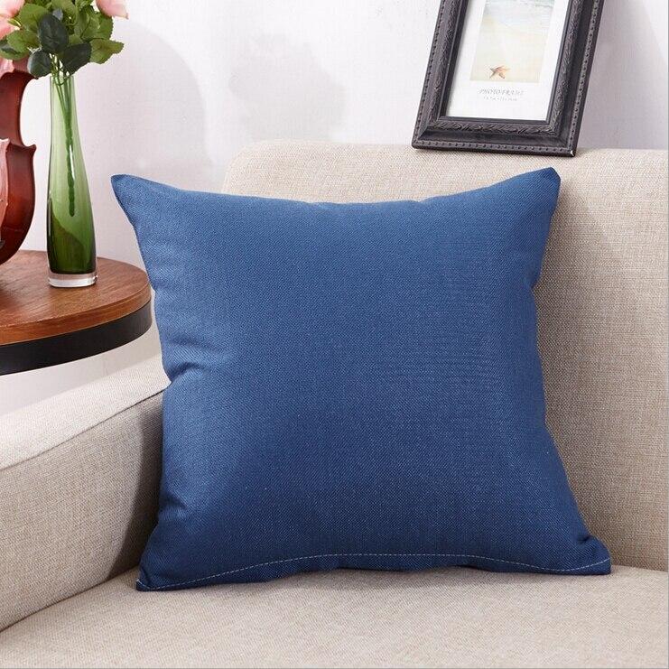 HTB1.WdHgILJ8KJjy0Fnq6AFDpXa7 45x45cm New Soft Multicolor Choice Tailored Edge Poly Cotton European Cushion Home Decor