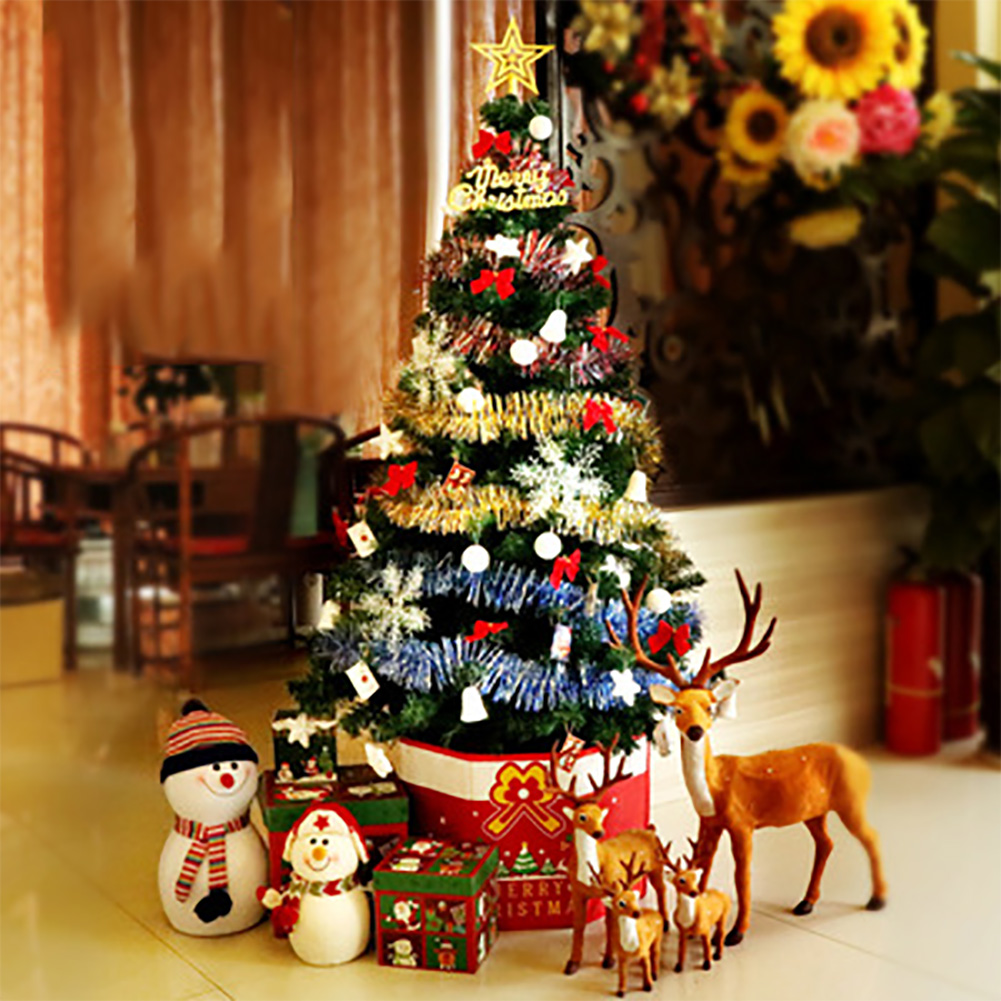 150cm Artificial Christmas Tree Christmas Trees Decorations Festival Home Party Ornaments
