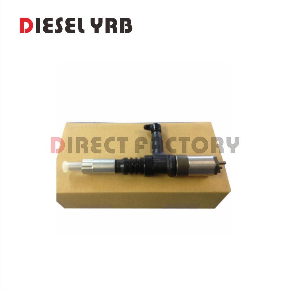 4 Stks Common Rail Injector 095000-0562 095000-0560 6218-11-3101 6218113101 Voor K-omatsu Pc600-8 Sa6d140 Bevordering Van Gezondheid En Genezen Van Ziekten