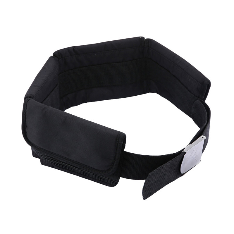 Diving Belt 4 Pocket Counterweight Belt Type Buckle Adjustable Pouch Weight Belts Bag Dive Snorkeling Accessories