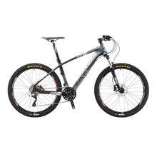 SAVA 30 Speed 26 Inch Men & Women Mountain Bike Carbon Fiber MTB Bicycle Shimano M610 Bicicleta Double Disc Brakes Cycling Bike