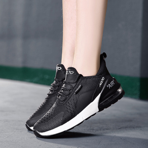 Image 5 - Cork Casual Shoes Men Sneakers Breathable Men Trainer Sneakers Air Cushion Sport Shoes Zapatillas Hombre Deportiva 270 Air Cushi