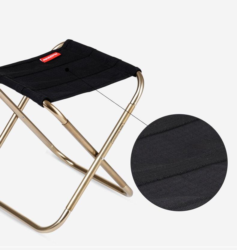 livre liga de alumínio cadeira de pesca