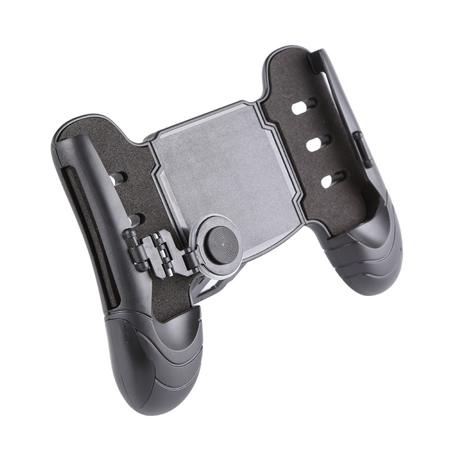newest e5558 4e16a US $3.66 16% OFF CHOIFOO F1 Joystick Grip Extended Handle Game Controller  Ultra Portable Five Angle Gamepad for iPhone X 6S Xiao mi Smart phones-in  ...