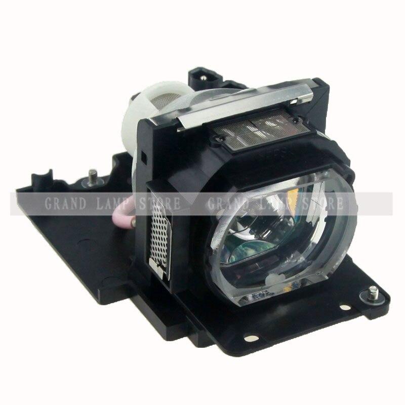 Compatible Projector Lamp Bulb VLT-XL5LP for Mitsubish i SL5U XL5 XL5U LX390 XL6U XL5C with Housing 180 Days warranty Happybate compatible projector bare lamp vlt xd221lp for mitsubish i gx 318 gs 316 gx 540 xd220u sd220u sd220 xd221 happybate