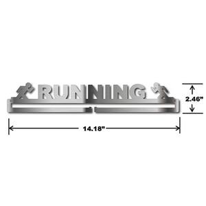 Image 5 - מירוץ מדליית קולב ריצה מדליית מחזיק ספורט מדליית קולב תצוגת להחזיק 10 ~ 16 מדליות