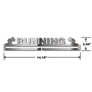 Image 5 - Race medal hanger Running medal holder Sport medal hanger display hold 10~16 medals