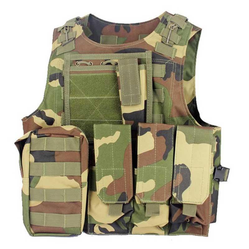 Tactical Vest 10