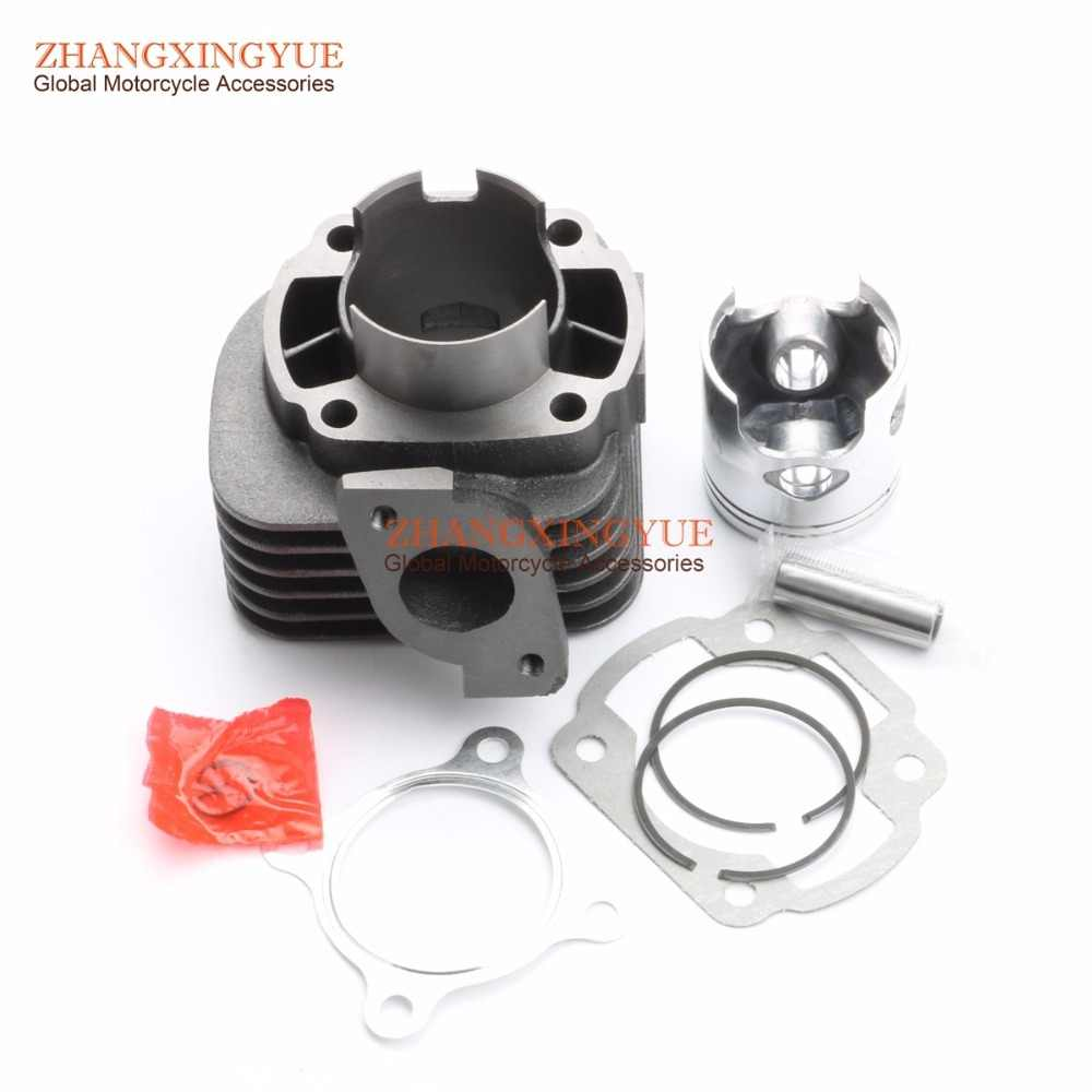 50cc cylinder kit & Cylinder Head Cap & crankshaft for