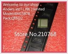 1 adet/grup BM1387 BM1387B QFN32 Bitcoin madenci S9 T9 çip