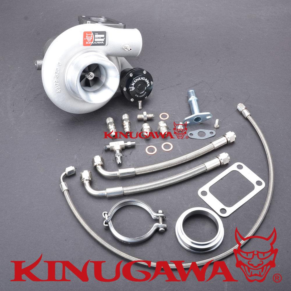 Kinugawa Billet Turbocharger 3 TD05H 18G 6 for Nissan TD42 Patrol T3