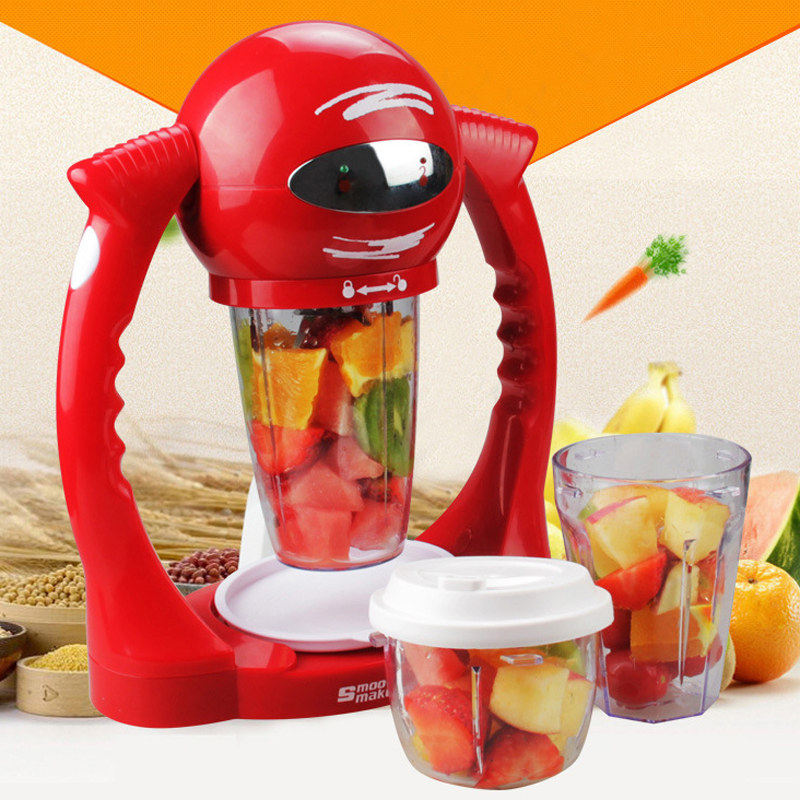 VT-02 Stable And Rotatable Professional Multifunctional Fruit Juicer Machine Ice Machine Smoothie Household Electric Machine bear 220 v hand held electric blender multifunctional household grinding meat mincing juicer machine