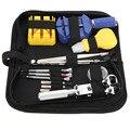 La mejor promoción de 13 unids Watch Repair Tool Kit abrelatas de la caja enlace primavera Bar Remover pinzas alta calidad