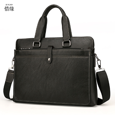 Genuine Cow Leather Men's Messenger Bag Gentleman Business laptop Bag Real Leather Men Crossbody Bag Brand big handbag tote bags genuine leather men travel bab shoulder bag gentleman business bag real leather men crossbody bag brand fashion handbag