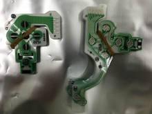 50 대/몫 ps4 030 3.0 게임 컨트롤러 키패드 버튼 전도성 필름 리본 플렉스 케이블 원본