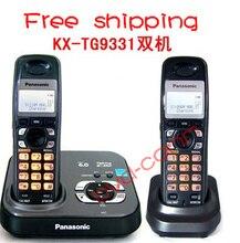 Freeship Original manos libres inalámbrico uso doméstico TELÉFONO DICIEMBRE 6.0 INALÁMBRICO contestador automático DIGITAL