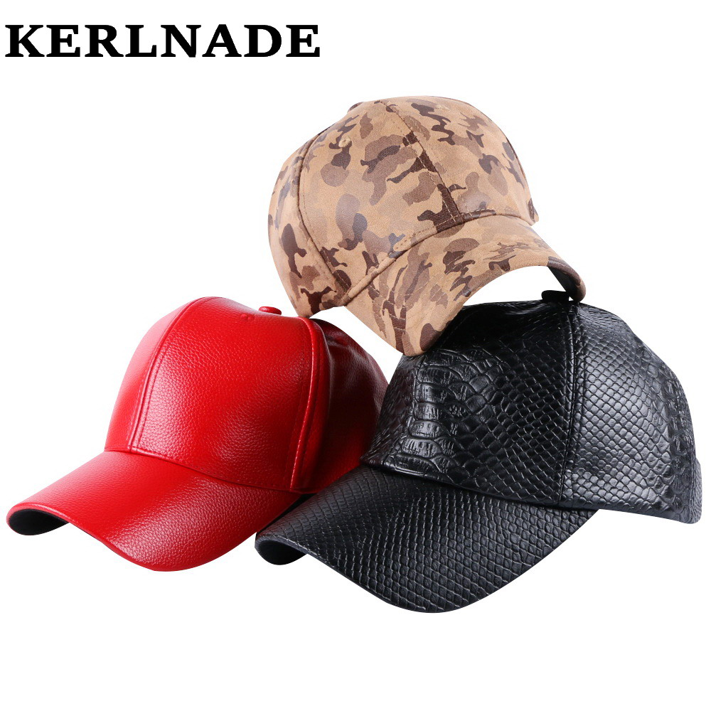 a6458ee515fb9 wholesale High quality women men brand caps casual baseball cap Snakeskin  pattern design luxury hats girl
