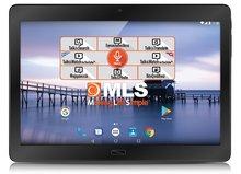 10.1 inch voor MLS T8 VINGERAFDRUK IQT800 Capacitieve Touch Screen Panel Reparatie Vervanging Onderdelen Gratis Verzending