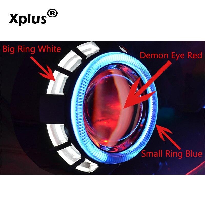 Xplus 55W 3.0HQT 3.0 inčno prednje svjetlo HID biksenonsko svjetlo - Svjetla automobila - Foto 4