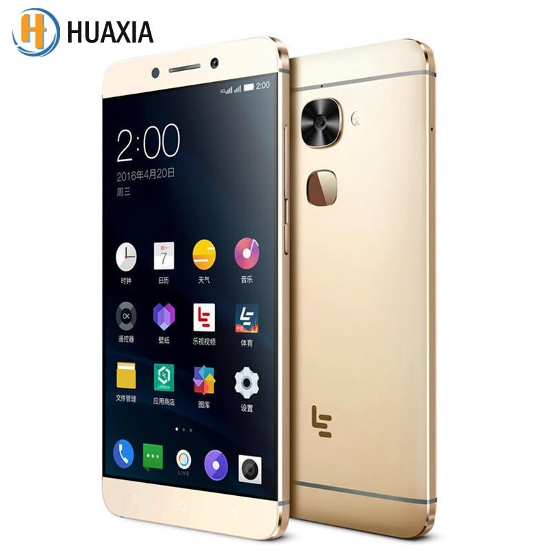 Original Letv LeEco Le 2 X520 5.5'' Snapdragon 652 Octa Core 3GB RAM 32GB ROM Android 6.0 Fingerprint 4G LTE 16MP Mobile Phone