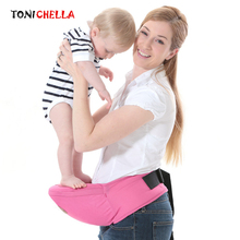 Baby Carrier Waist Stool Cotton Infant Sling Hold Belt Backpack Kids Toddler Equipped With Pocket Hip Seat For Newborn CL5369