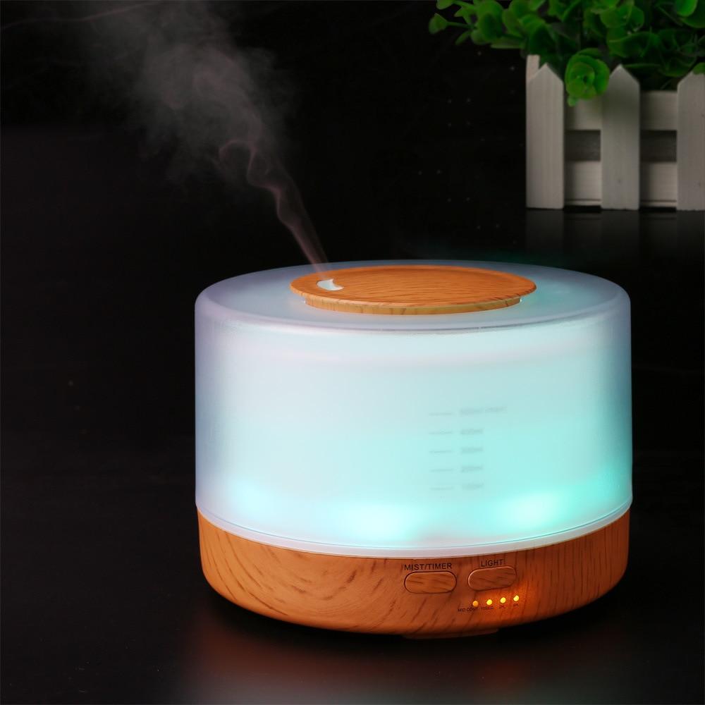 ITAS3305 car charger household air purifier humidification air freshener mist humidifier