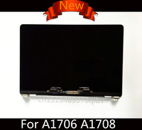 Genuine New Full LCD Display Screen Assembly For Macbook Pro Retina 13 A1706 A1708 Complete Assembly