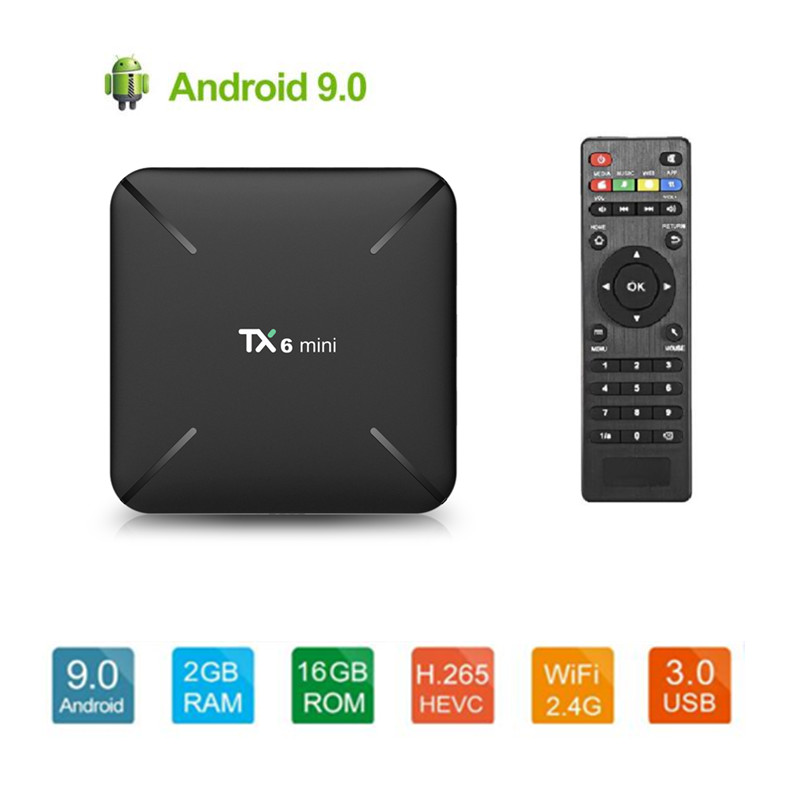 Worldwide delivery tx6 mini tv box in Adapter Of NaBaRa
