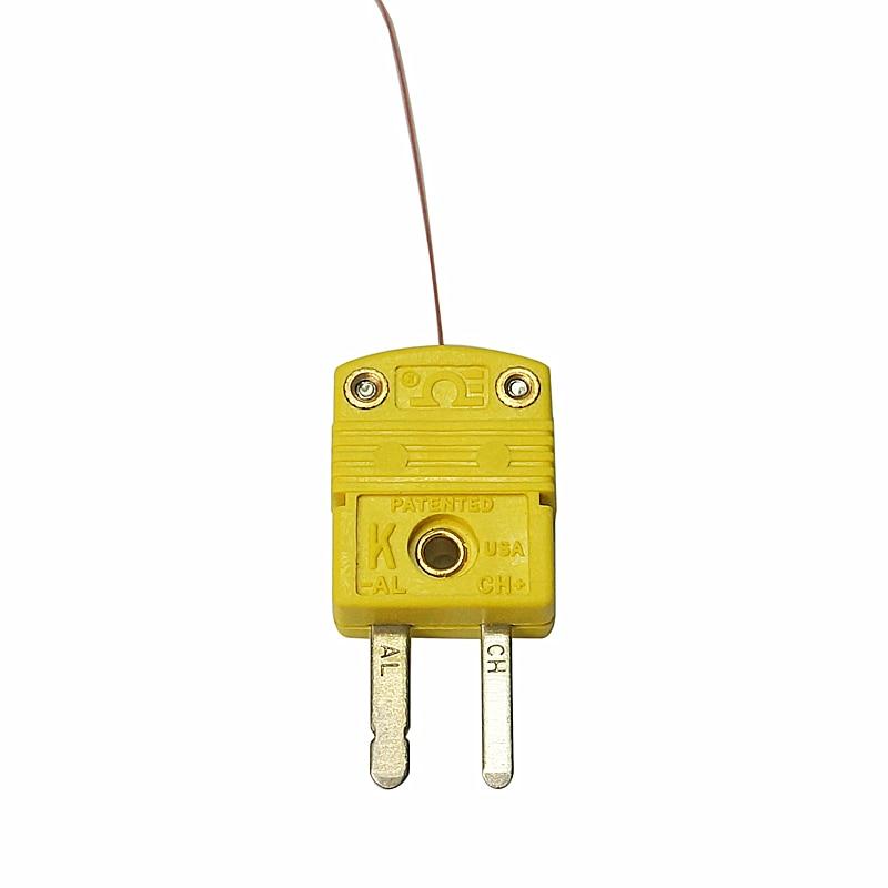 Fine K Type Thermocouple for BGA Jovy Soldering Chip Temperature Sensor Probe