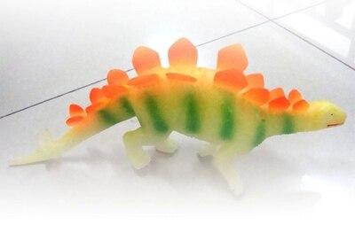 Аппаратного моделирования световой игрушки животных модель стегозавра динозавров игрушки около 38 см долго