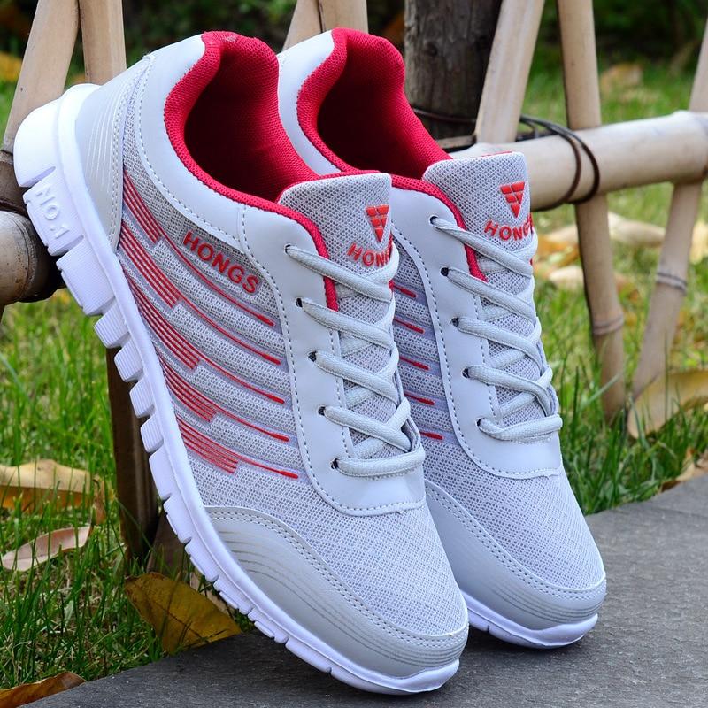 New Sneakers Men Shoes Lightweight Walking Male Sneakers Men Casual Shoes Mans Trainers Sneakers For Men Tenis Feminino Zapatos 3