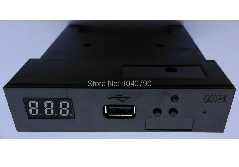 "5 stks SFR1M44-U100K Zwart 3.5 ""1.44 MB USB SSD FLOPPY DRIVE EMULATOR voor YAMAHA KORG ROLAND Elektronische toetsenbord GOTEK"