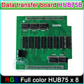 P3 P4 P5 P6 P7.62 P8 P10 Full color LED display screen controller,Receiving card HUB75 board