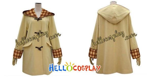 Kanon Cosplay Ayu Tsukimiya Coat H008