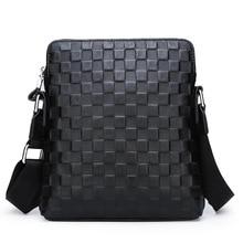 2019 High-quality luxury Men Casual Briefcase Business Shoulder Bag Messenger Bags Computer Laptop Handbag Bag Men's Travel Bags