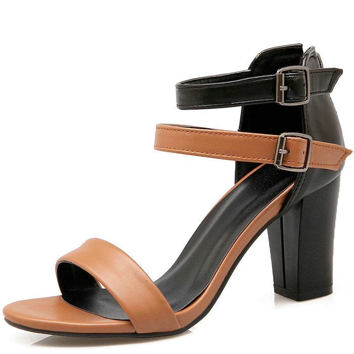Popular Double Ankle Strap Heels-Buy Cheap Double Ankle Strap ...