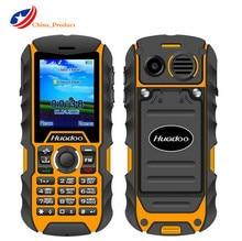 Есть подарок! Huadoo H1 IP68 Водонепроницаемый противоударный пылезащитный мобильного телефона Открытый прочный старший старик сотовый телефон Русский в наличии