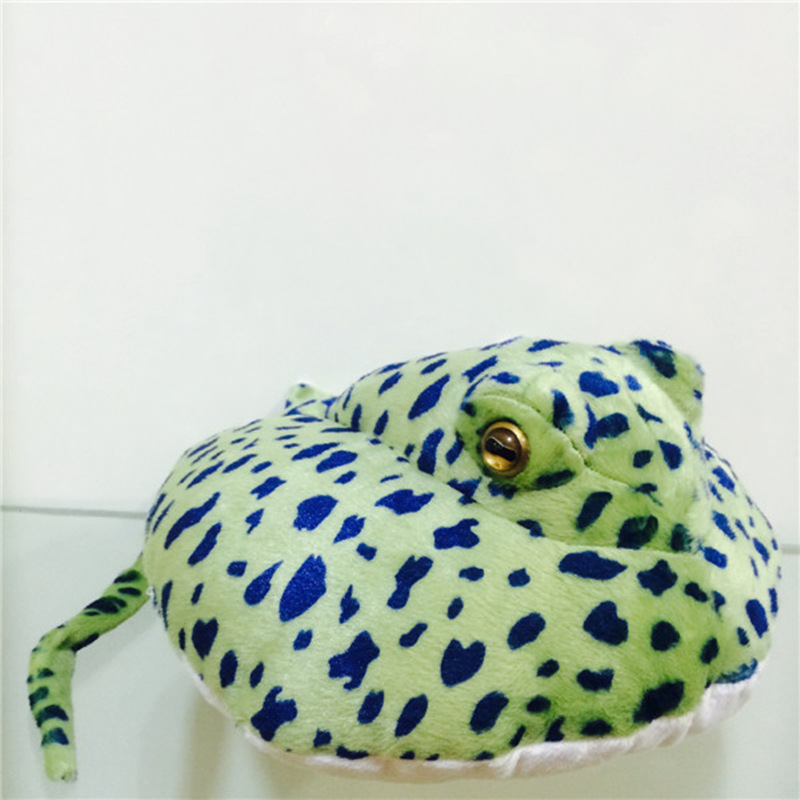 Free shipping 1pcs ocean creature blue spot ray fish plush doll toy free shipping 1pcs ocean creature blue spot ray fish plush doll toy easter gifts birthday gifts in movies tv from toys hobbies on aliexpress negle Choice Image